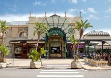 Monaco - Cafe de Paris Royalty Free Stock Photo