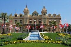 Monaco Casino Stock Photos