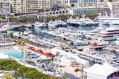 Monaco  city view Stock Images