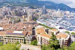 Monaco  city view Stock Image