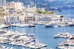 Monaco  city view Stock Photography