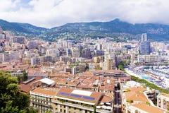 Monaco  city view Stock Photos