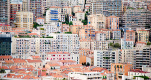 Monaco cityscape royalty free stock photos