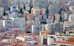 Monaco cityscape royalty free stock photo