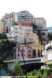 Monaco cityscape Stock Photos