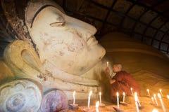 Monaco del Myanmar Fotografia Stock Libera da Diritti