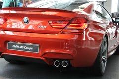 BMW M6 fotografia stock