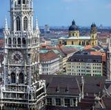 Monaco di Baviera, Germania Fotografie Stock Libere da Diritti
