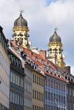 Monaco di Baviera, Germania Fotografia Stock Libera da Diritti