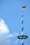 Monaco di Baviera Maibaum Fotografia Stock Libera da Diritti