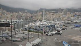 Monaco stock video