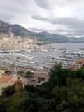 Monaco flotta Arkivbilder