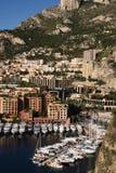 Monaco Fontvieille Stock Photos