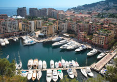 Monaco, France Royalty Free Stock Images