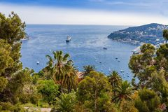 Monaco in France. Royalty Free Stock Photo