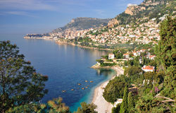 Monaco,french riviera,france Royalty Free Stock Photo