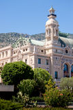 Monaco Grand Casino Royalty Free Stock Images