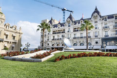 Monaco Grand Casino Royalty Free Stock Photos