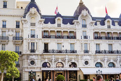 Monaco Grand Casino Stock Image