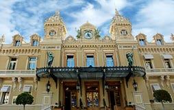 Monaco - Grand Casino Stock Images