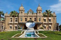 Monaco - Grand Casino Royalty Free Stock Images