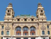 Monaco - Grand Casino Royalty Free Stock Photo