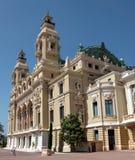 Monaco - Grand Casino Royalty Free Stock Photography
