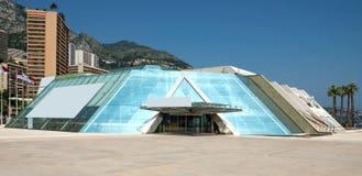 Monaco - Grimaldi Forum Stock Photography