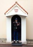 Monaco - Guardsman Royalty Free Stock Photography