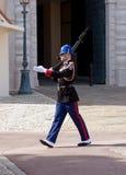 Monaco - Guardsman Stock Photos