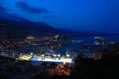 Monaco Harbour Stock Photos