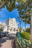 Monaco Heilige Nicholas Cathedral Royalty-vrije Stock Afbeelding