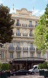 Monaco - Hotel-Einsiedlerei Lizenzfreies Stockbild