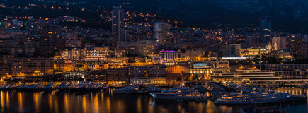 Monaco IV Stock Photography