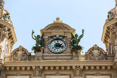 Monaco 02.June 2014, Monte Carlo Grand Casino. One of the world' Royalty Free Stock Photo