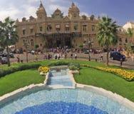 Monaco-Kasino Lizenzfreie Stockbilder