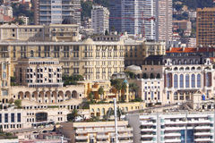Monaco Luxury Living Royalty Free Stock Photo