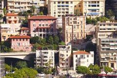 Monaco-Luxus-Leben Stockbild