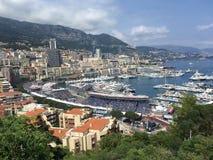 Monaco miasto obraz stock