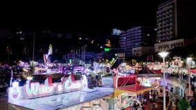 Monaco miasto Monte, Carlo grodzki - upływu obwodu cyrk zbiory