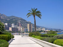 Monaco - Monte-Carlo Stock Photo
