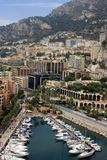 Monaco and Monte Carlo Stock Photo
