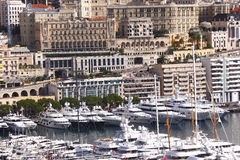 Monaco, Monte Carlo Lizenzfreie Stockbilder