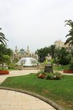 Monaco, Monte Carlo royalty-vrije stock afbeelding