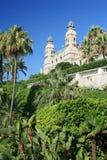 Monaco, Monte Carlo Royalty-vrije Stock Foto