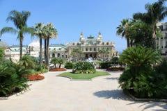 Monaco, Monte Carlo royalty-vrije stock afbeeldingen