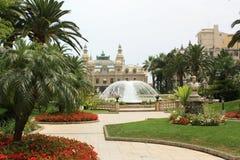 Monaco, Monte Carlo Royalty-vrije Stock Foto's