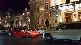 Monaco Monte Carlo Stock Afbeeldingen