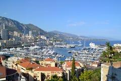 Monaco - Monte Carlo Royalty-vrije Stock Foto