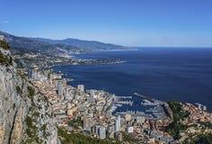Monaco Monte Carlo Stock Image